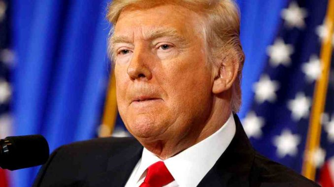 llegada de trump a la presidencia