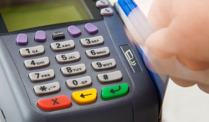 tarjeta credito terminal
