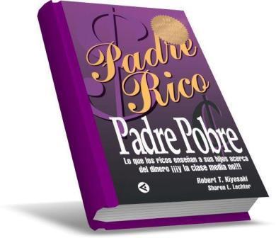 PADRE RICO PADRE POBRE PORTADA