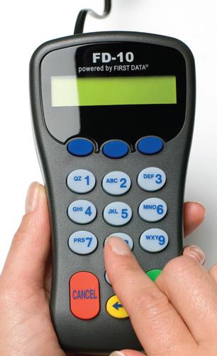Víctima de fraude con tu tarjeta PIN